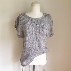 Vintage 1990s Silk Blend Confetti Sweater